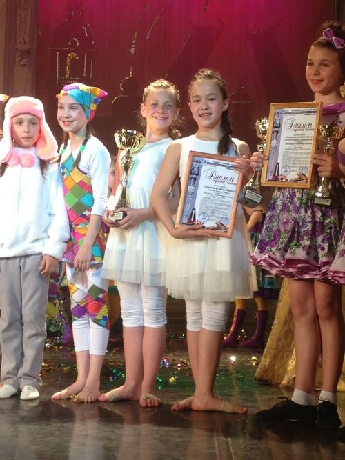 Детский конкурс белые ночи